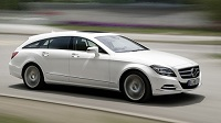 Mercedes-Benz CLS Shooting Brake 2013 фото