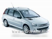 Peugeot 206 SW (Station Wagon)