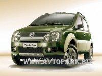 Новый Fiat Panda получат в начале 2012 года