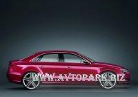 Audi готовит новый ТТ