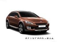 Peugeot предоставил журналистам первую информацию новой модели 508 RXH