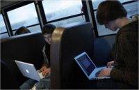Новые автобусы с WiFi будут ездить по Москве
