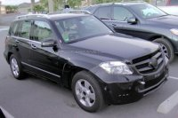Новинка Mercedes-Benz GLK 2012