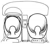 Надежность подушек безопасности в Peugeot 206 проверена.
