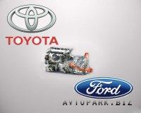 Новые гибриды от Toyota и Ford
