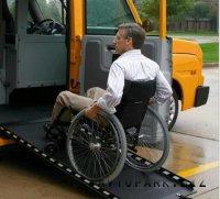 Дети-инвалиды будут бесплатно ездить социальном такси в Минске.