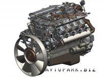 КАМАЗ выпустит двигатель Евро-4