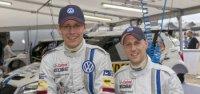 Volkswagen тестирует программу с участием гонщиков-юниоров.