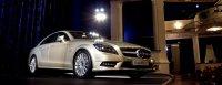 Mercedes-Benz CLS приехал в Россию