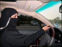 Наказание женщин за вождение в Саудовской Аравии