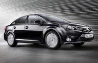 Новая цена на Toyota Авенсис 2012 в России