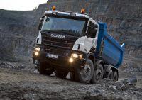 Новые грузовики Scania G-серии
