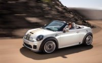 Mini представил Roadster в двухместном исполнении