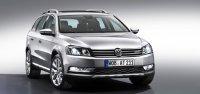 Volkswagen Passat Alltrack прирожденный внедорожник