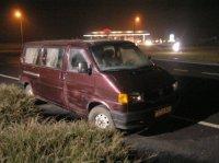 В городе Ровно водитель сбил школьника и скрылся с места ДТП.