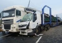 ДТП в Кировоградской области столкнулись шесть автомобилей