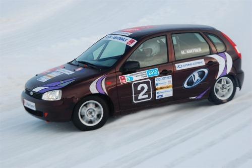 Рождественская гонка 2012 победитель Дмитрий Брагин
