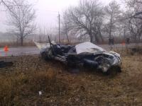 ДТП в Донецкой области 1.01.2012